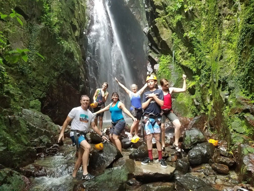 Adventure Travel in Puerto Rico: El Salto Waterfall Hiking and Zipline Tour