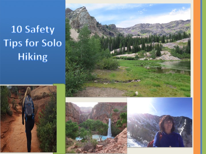 10 Tips for Staying Safe While Solo Hiking