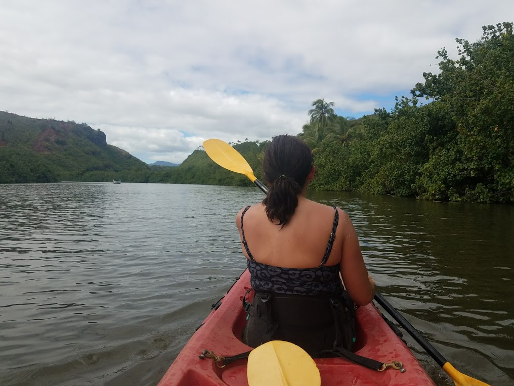 Adventures in Kauai: Wailua River Kayak and Uluwehi Falls Hike
