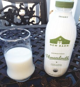 I Usually Use Almond Milk With Food And Rarely Drink It As Prefer Water However The New Barn Almondmilk Tastes Great On Its Own