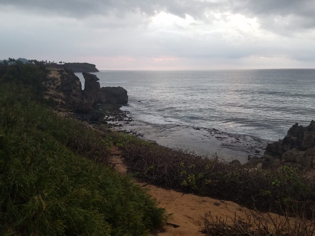 Hiking and Trail Running in Kauai: Mahaulepu Heritage Trail