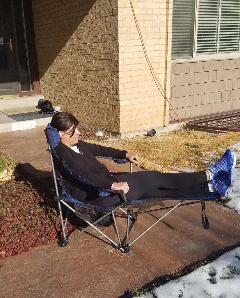 Reclining Camping Chair With Foot Rest Review